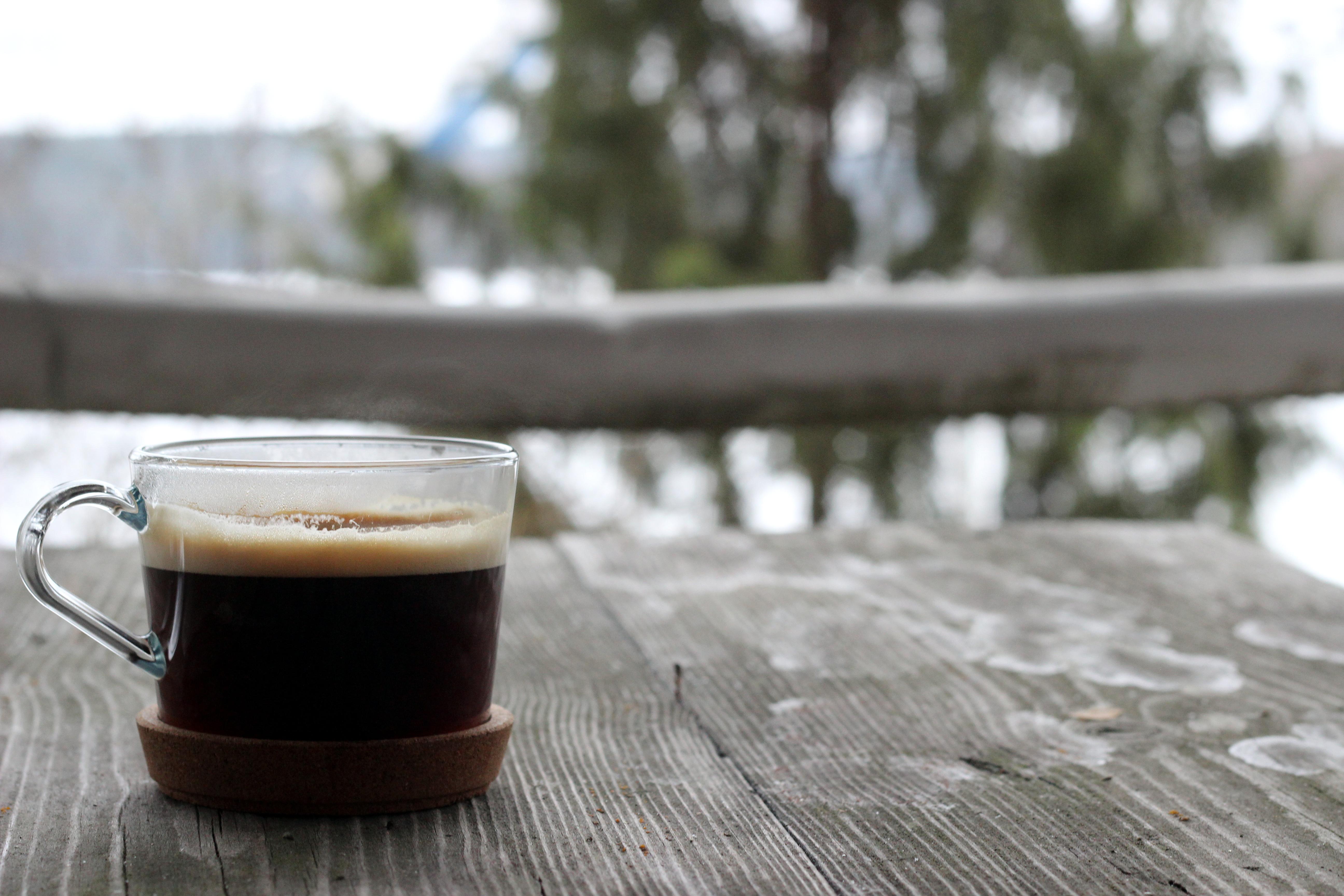 kaffesnö
