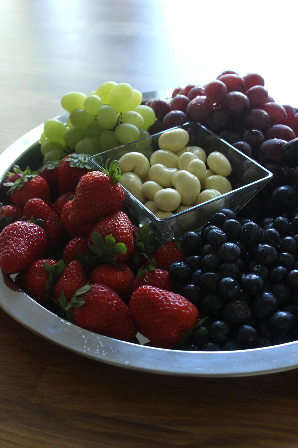 fruktochbär